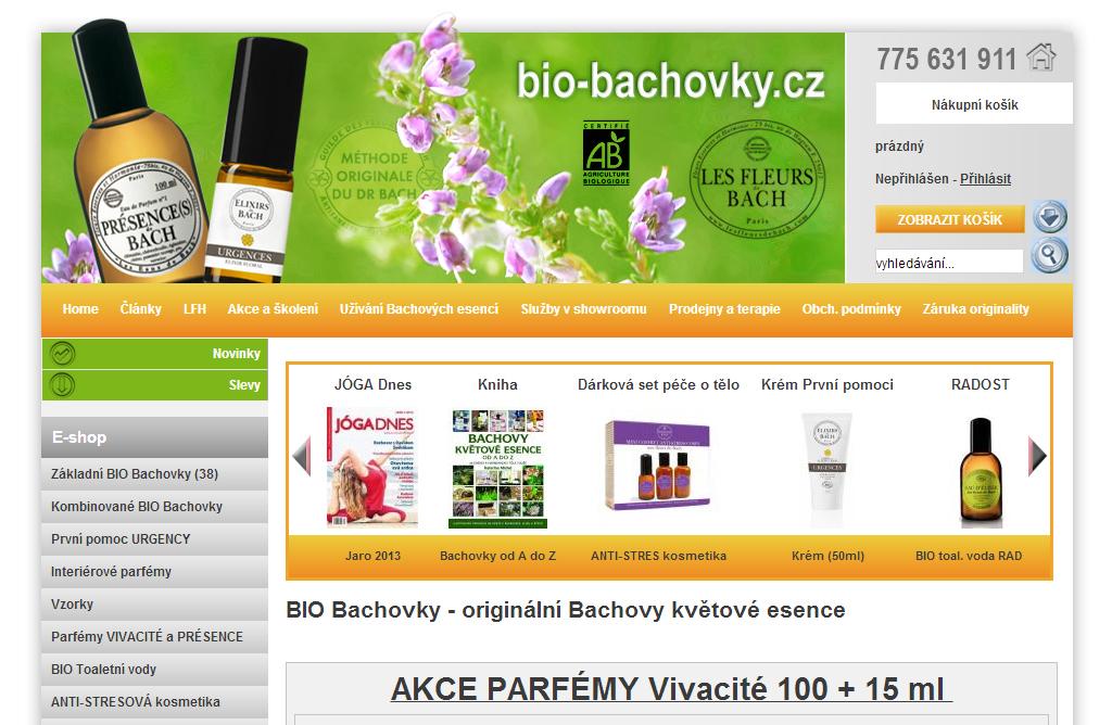 Bio Bachovky