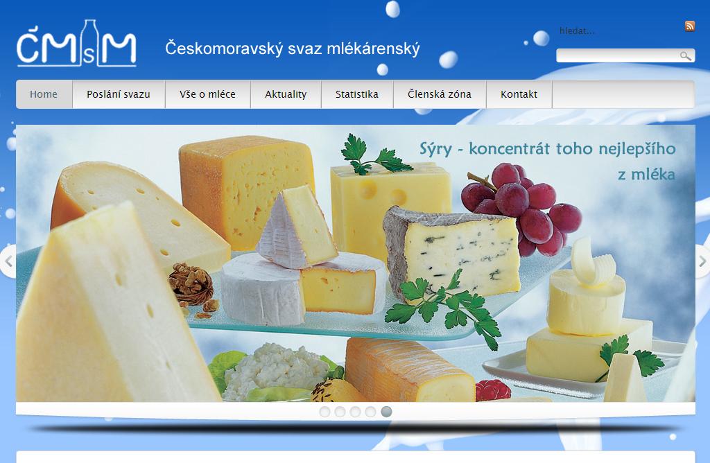 Českomoravský svaz mlékárenský